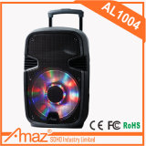 Hot Sale New Ball Light Speaker with Microphone Al1004 Temeisheng