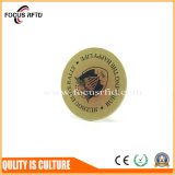 125kHz Tk4100/Em4100 PVC RFID Key Tag with Hole for Identification