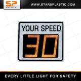 Solar Radar Speed Sign
