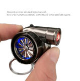 LED Turbo Key Chain USB Lighter