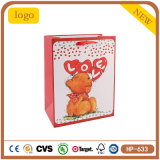 Lovely Bear Candy Snacks Cake for Kids Coated Paper Bag