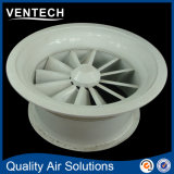 Ventilation Return Air Swirl Grille, High Pressure Swirl Air Diffuser