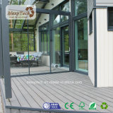 Outdoor Customized Wood Plastic Composite WPC Flooring