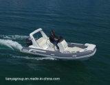 Liya 11-27feet Sport Rib Boat Semi-Rigid Inflatable Boat