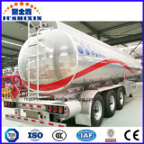 Light Weight Design 45-60cbm Aluminum Fuel Tank/Tanker/Utility Truck Semi Trailer