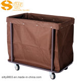 Iron Spray Coating Hotel Cleaning Service Cart (SITTY 99.3212C)
