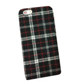 British Style Lattice Phone Case Cover for iPhone