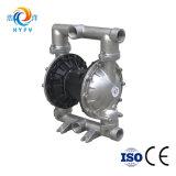 Stainless Steel Pneumatic Duoble Diaphragm Pump / Fuel Pump Diaphragm