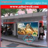 City Bus Shelter Light Box Board