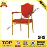 Classy Hotel Restaurant Dining Arm Chair