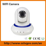CMOS Indoor Wireless WiFi Night Vision Home IP Camera with Rotation Function