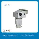Vehicle Mounted PTZ Visible Daylight Laser Night Vision IP Camera