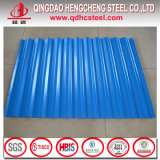 Prepainted Corrugated Iron Sheet Zinc Coated Roofing Sheet