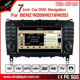 Hualingan Car Multimedia Player DVD Player for Benz Cls W219 DVD Navigation