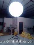 Inflatable Standing Balloon with Tripod for Advertising/Popular Inflatable Standing Balloon with LED Light for Decoration