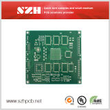 Single Side Lead Free HASL Rigid PCB