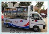 Fish Cripsham Burgers Carts Lovarock Grill Coffee Truck Made in China