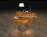 Wooden Veneer Display Table, Display Fixture