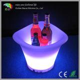 LED Glowing Bar Ice Bucket
