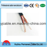 RG6 + 2c Power Cable for CATV CCTV Coaxial Cable