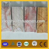 PVC Artificial Marble Profile Plastic Stone Decorative Moulding