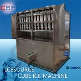 Convenience to Install Energy Saving Cube Ice Making Machine