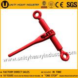 Ratchet Type Transportation Load Binder Without Links or Hooks