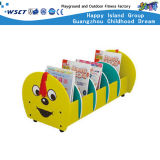 Wooden Caterpillar Book Shelf School Kids Furniture (Hc-3702)