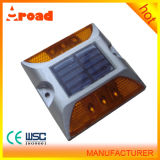 Aluminium Solar Road Stud with LED Light