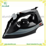 Hotel Electric Black Steam Iron with Teflon Soleplate