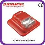 Simple Safety Security System Conventional Audio and Visual Alarm (441-001)