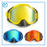 New Trend Fashion Mirrored Anti Impact Motocross Riding Goggles