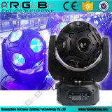 Newest 12X15W RGBW LED Beam Football Light for Stage Nightclub