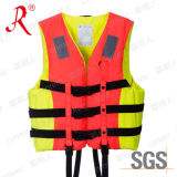 New Designed Floating Life Jacket with Foam (QF-004)
