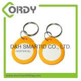 USA MIFARE Classic EV1 1K RFID loylaty key tag
