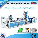 Manual Nonwoven Bag Machine Price (HBL-C 600/700/800)