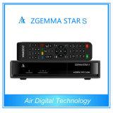 Original DVB-S2 Model Zgemma-Star S Enigma2 Linux OS Satellite Receiver