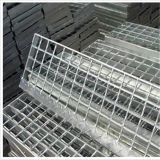 Welded Steel Grating for Ladder Step Plate