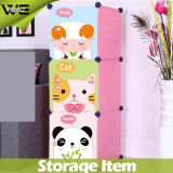 Stackable Display Box Baby Plastic Home Kids Storage Box