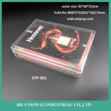 1 Deck Wide Playing Card Box