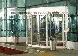 110-260 V Automatic Arch Sliding Door with Aluminum Frame