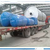 4-Classs Dust-Extraction Unit Zero Polution Pyrolysis Machine Recycling Waste to Energy