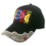 High Quality Baseball Cap with Applique Bb230