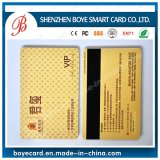 Matte Surface Magnetic Stripe Card