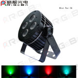 Mini LED RGBW and Rgbwyu PAR 36 Stage Light