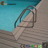 High Quality Wood Plastic Composite Deck for Beach Walkway (TW-02)