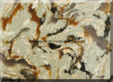 China Black/White/Grey Artificial Quartz Stone for Countertops
