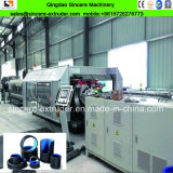 HDPE PP Double Wall Corrugated Drainage Pipe Extruiom Making Machine