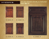 America Style Solid Wood Kitchen Cabinet Door-02A