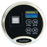 Biometric Safe Lock / Controller with LCD Screen Model (BSL-0601A)